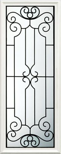 Castlegate Series CS-686 Exterior Door Art Glass 22-option