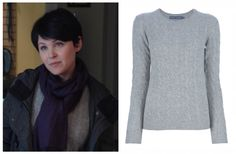 "Ralph Lauren Blue Label Cable Knit Sweater as seen on Mary Margaret in episode 1x10 ""7:15 A.M"" (No longer available)"
