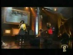 Kierra Sheard - Invisible/Mary Mary - Get Up (2009 Dove Awards)