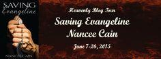 Saving Evangeline by Nancee Cain | Release Blitz