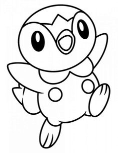 Free Pokemon Diamond Pearl Coloring Page Pages 15 Printable