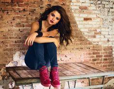 Selena Gomez adidas Neo Model - Selena Gomez adidas NEO: Spring/Summer 2014 Campaign