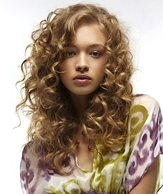 Curly Hairstyles with Bangs and Layers Curly Layered Haircuts with Bangs Allnewhairstyles 40 Cute Styles Featuring Curly Hair with Bangs Long Curly Hairstyles with Bangs and Layers 35 Long Layered Curly Hair Long Layered Curly Hair, Long Blonde Curly Hair, Curly Hair With Bangs, Haircuts For Curly Hair, Curly Hair Cuts, Hairstyles With Bangs, Curly Hair Styles, Cool Hairstyles, Natural Hair Styles