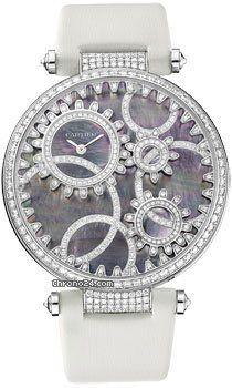 Cartier Libre Temps Moderne de Cartier $58,515 #Cartier #watch #watches…