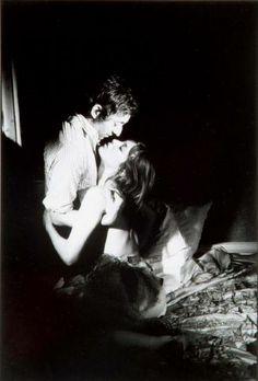 Alain Nogues - Serge Gainsbourg et Jane Birkin tournent dans Cannabis, 1969