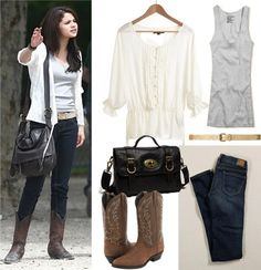 Outfit inspired by Grace Bennett from Monte Carlo, played by Selena Gomez