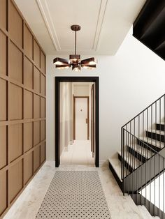 Modern home interiors and design ideas from the best in condos, penthouses and architecture. Plus the finest in home decor and products. Design, Interior And Exterior, Interior Architecture, Residential Design, House Interior, Residential Interior Design, Corridor Design, Home Interior Design, Residential Interior