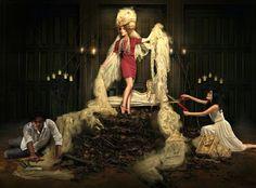 Model: ceylin de jong Mua: nikki tempelaars Design: dennis diem Hair: adam garland Styling: may keizer Jewerly: emily k