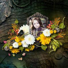 Kit Autumn Treasures by Em-Ka Designs http://shop.scrapbookgraphics.com/-Autumn-Treasures-NEW-SKU519601.html fkids. ru Model - Melanija Kоshevchenkо. Photographer Nadia Sokologorskaya