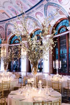 All white wedding reception with towering florals + candlelit details at The Breakers Palm Beach in Florida. Dream turned reality by Florist- The Breakers Palm Beach, Planner- Sheila Camp Motley and Photographer- Shea Christine Photography. Palm Beach Wedding, All White Wedding, Dream Wedding, White Weddings, Breakers Palm Beach, The Breakers, Ballroom Wedding Reception, Wedding Receptions, Reception Ideas