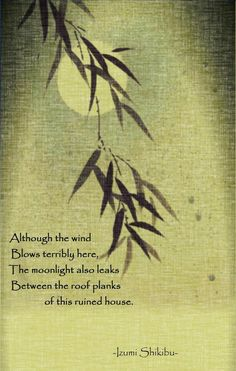 Japanese Poem, Japanese Haiku, Japanese Quotes, Buddhist Wisdom, Buddhist Art, Deep Words, True Words, Very Short Poems, Good Sentences