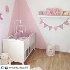 Locate the most effective baby room & children bed room suggestions as well as styles to match to suit your youngster's. Do not miss this collection of 100 unbelievable children' space embellishing suggestions and images. Baby Bedroom, Baby Room Decor, Nursery Room, Girls Bedroom, Nursery Decor, Bedroom Decor, Bed Room, Bedroom Ideas, Cool Teen Bedrooms