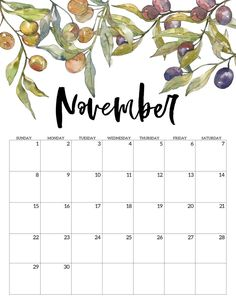 2020 Free Printable Calendar – Floral – Paper Trail Design – Office organization at work Cute Calendar, Printable Calendar Template, Family Calendar, Print Calendar, Calendar Pages, Holiday Calendar, Blank Calendar, Desk Calendars, Floral Printables