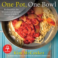 Tune into the Today Show with Kathie Lee and Hoda on NBC USA on the 27th February (USA time) to see Kim cooking up a storm, featuring recipes from 4 Ingredients One Pot, One Bowl - USA.