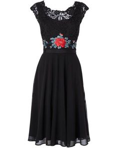 black mexican dress...let's just be clear....LOVE!!!!: