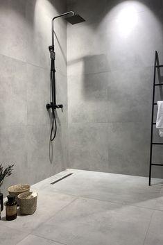 Bathroom decor, Bathroom decoration, Bathroom DIY and Crafts, Bathroom Interior design Grey Bathrooms Designs, Shower Tile Designs, Modern Bathroom Design, Bathroom Interior Design, Steam Showers Bathroom, Bathroom Spa, Bathroom Layout, Small Bathroom, Bathroom Ideas