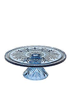 Godinger Dublin Blue Footed Cake Plate  sc 1 st  Pinterest & Waterford House of Waterford Designer Studio 2012 Lace Footed Cake ...