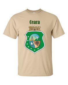 BRA-CEA1 Ceara Brasil 2000 Playera Adulto