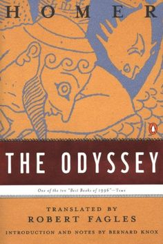 Homer's The Odyssey. Greek story telling at its absolute best!