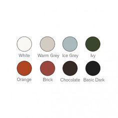 hal shells colours
