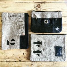 Canvas pounch military style soon www.sobenstore.com