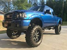 Ford Ranger Modified, Custom Ford Ranger, Lifted Ford Trucks, Big Trucks, Pickup Trucks, Ranger Truck, Rangers News, Sport Trac, Ford 4x4