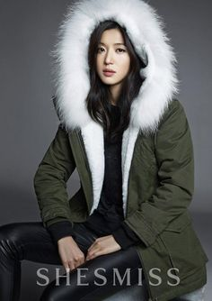 Jun Ji Hyun transforms into a winter goddess for 'SHESMISS' | allkpop.com http://www.allkpop.com/article/2014/10/jun-ji-hyun-transforms-into-a-winter-goddess-for-shesmiss