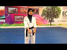 Interpretasi Gerakan Dasar Poomsae Pada Taegeuk 1 sampai 4 ~ DEMOS Martial ARTS School