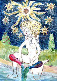 The star...Uni Garden - Astrologia, Tarot, Rozwój duchowy