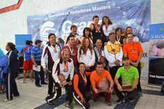 Alberca Olímpica campeón del Gran Prix de Natación Máster 2014 ~ Ags Sports
