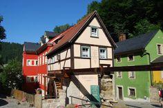 Mühle Schmilka