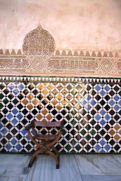 Alhambra tiles... http://www.costatropicalevents.com/en/costa-tropical-events/andalusia/cities/granada.html