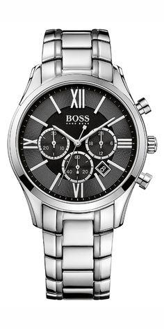 BOSS Armbanduhr  1513196 versandkostenfrei, 100 Tage Rückgabe, Tiefpreisgarantie, nur 386,00 EUR bei Uhren4You.de bestellen