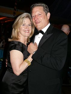 """Al Gore & Tipper Gore  From weathering Tipper's battle with depression & Al's controversial 2000 presidential election defeat, the Gores have always maintained a united front. But after 40 years of marriage, the Washington power couple & parents of four announced their separation in June 2010. The former high school sweethearts said in a statement that it was """"a mutual & mutually supportive decision that we have made together following a process of long & careful consideration."""""""