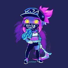 League Of Legends Game, League Of Legends Characters, Hipster Drawings, Cute Drawings, Kawaii Chibi, Anime Kawaii, Character Art, Character Design, Arte Cyberpunk