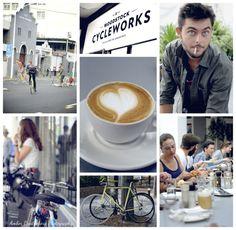 Woodstock Cycleworks | Amber Breitenberg Afrikaans, Berg, Woodstock, Cape Town, Bicycles, South Africa, People, Bike, People Illustration