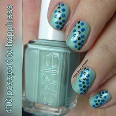 #essie #bridalcollection 410 #passporttohappiness in 2 Schichten mit #punkte 💅 #essiedeutschland #dots #nailpolish #nagellack #naillacquer #instanails #nailswag #nailsdone #manicure #notd #nailporn #nailsoftheday #nails #nägel #instapic #nailsofinstagram #nagellackliebe #nailpolishlover #nailpolishlove #nailart #nailinspiration