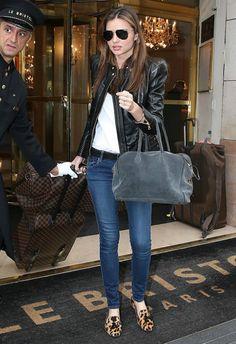 ミランダ・カー 海外セレブ最新画像・私服ファッション・着用ブランドチェック DailyCelebrityDiary*