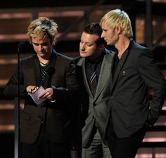 Green Day - 51st Annual Grammy Awards held at the Staples Center on February 8, 2009 in Los Angeles, California.
