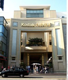 Kodak theater