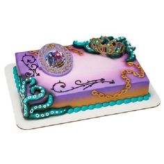 Disney Descendants 2 Cake Topper Decoration Birthday Party Rock This Style in Home & Garden, Kitchen, Dining & Bar, Baking Accs. 5th Birthday Party Ideas, 3rd Birthday Cakes, 10th Birthday Parties, 8th Birthday, Descendants 2 Cake, Disney Descendants, Cake Disney, Cake Decorating Set, Rosalie