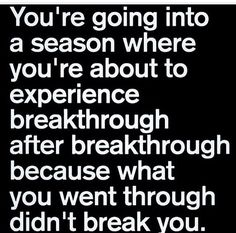 Break Thru It Positive Quotes, Motivational Quotes, Inspirational Quotes, Positive Thoughts, Quotable Quotes, Motivational Thoughts, Meaningful Quotes, Deep Thoughts, Great Quotes