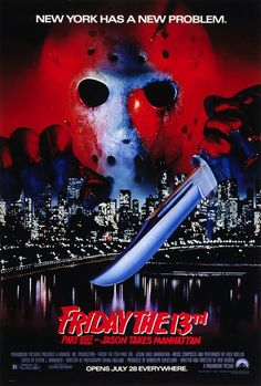 Friday the 13th Part VIII: Jason Takes Manhattan (1989) - IMDb