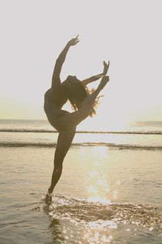 ultimate bliss. i always dance at the beach; the ultimate freedom..!
