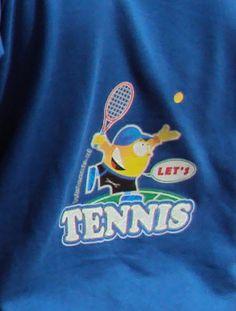 """""""Let's tennis..."""""""
