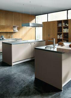 Die 156 Besten Bilder Von Kochinsel Ideen Open Plan Kitchen Attic