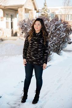 Stitch Fix Review: January 2017 | stitch fix style | how to style a stitch fix box | stitch fix fashion | winter fashion | winter style | styling for winter | fashion for winter | cold weather fashion tips | clothing subscription box review | winter stitch fix || Sandy A La Mode