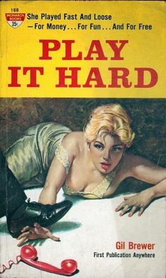 mudwerks:  (via Saved From The Paper Drive: Sleazy Paperbacks Shelf # 42)