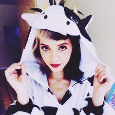 melanie martinez tumblr - Google Search ~aww she still looks good even as a cow~