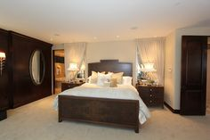 Captivating La Jolla Luxury Master Bedroom Before And After Robeson Design Rebecca  Robeson, Home Bedroom,